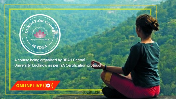 FOUNDATION COURSE IN YOGA