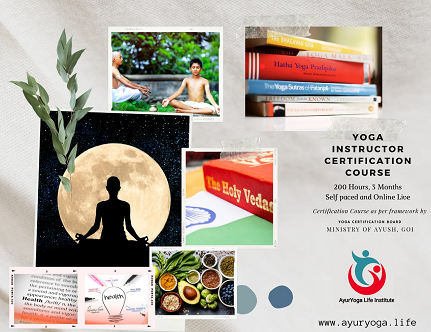 Yoga Instructor Certification Course - Self Paced
